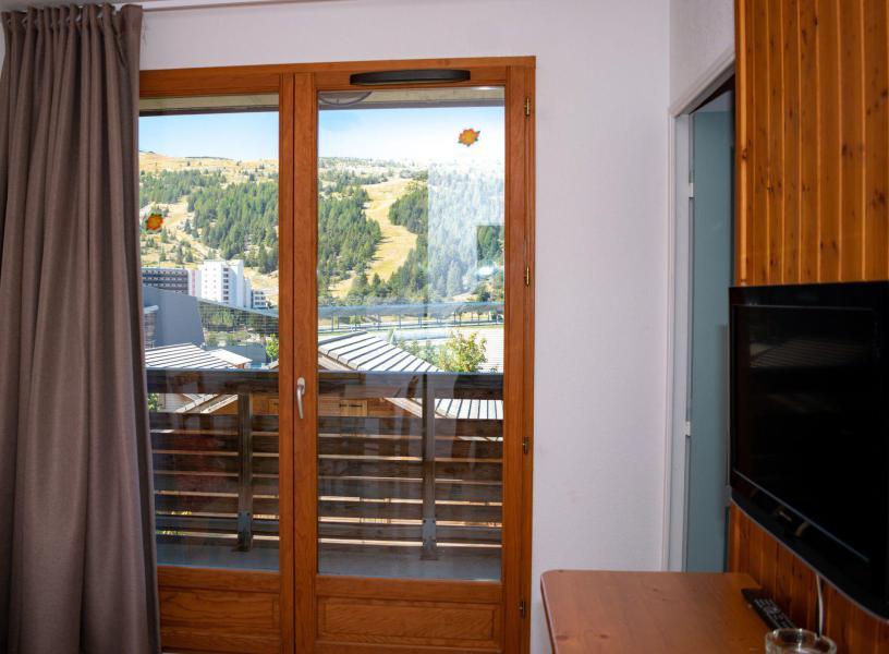 Аренда на лыжном курорте Апартаменты 3 комнат 6 чел. (105) - Résidence le Hameau du Puy - Superdévoluy