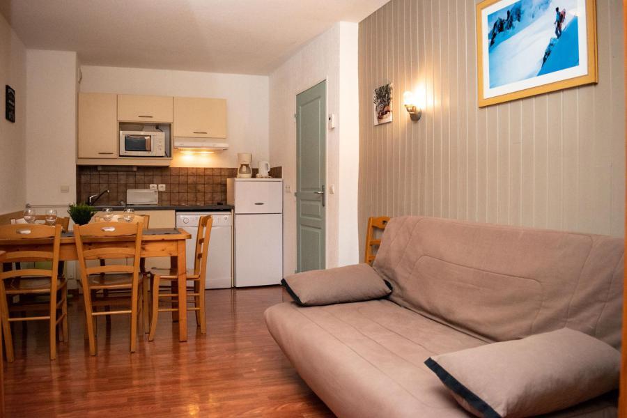 Аренда на лыжном курорте Апартаменты 3 комнат 6 чел. (106) - Résidence le Hameau du Puy - Superdévoluy