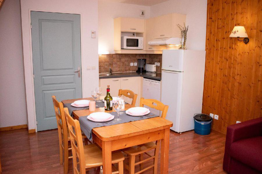 Аренда на лыжном курорте Апартаменты 3 комнат 6 чел. (305) - Résidence le Hameau du Puy - Superdévoluy