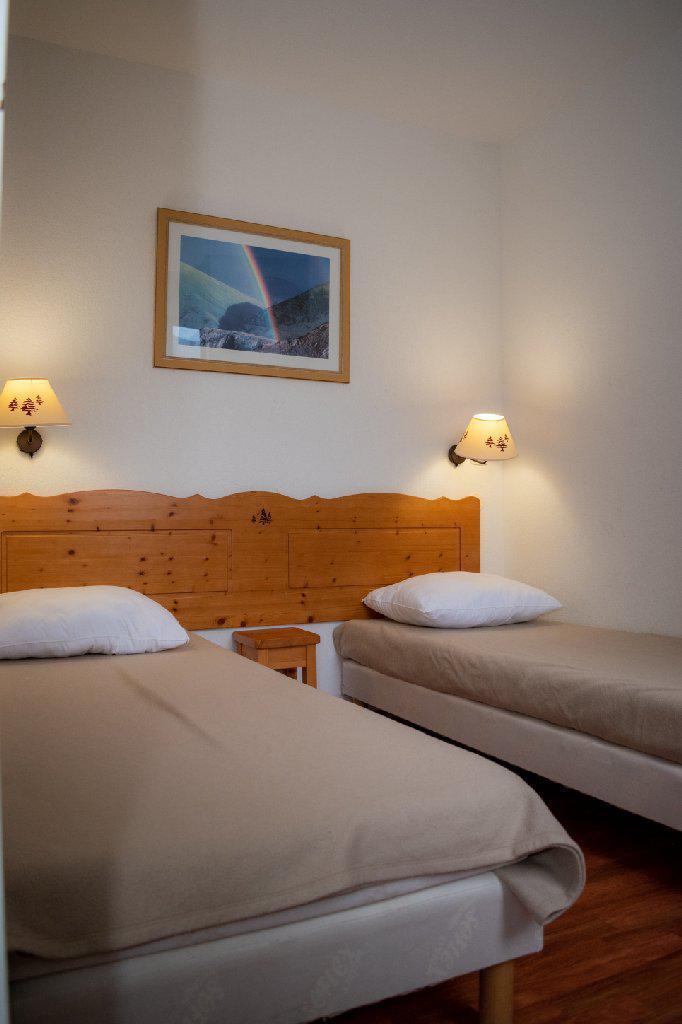 Аренда на лыжном курорте Апартаменты 2 комнат 4 чел. (111) - Résidence le Hameau du Puy - Superdévoluy