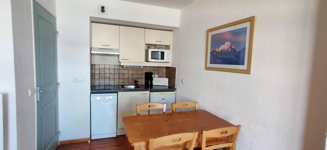 Аренда на лыжном курорте Апартаменты 2 комнат 4 чел. (002) - Résidence le Hameau du Puy - Superdévoluy