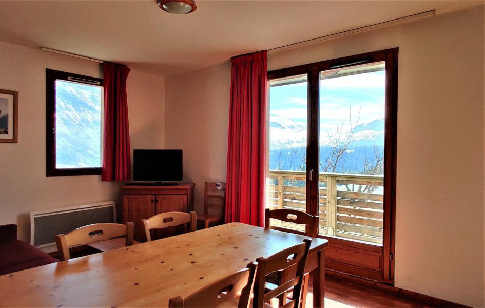 Аренда на лыжном курорте Апартаменты 2 комнат 4 чел. (201) - Résidence le Hameau du Puy - Superdévoluy