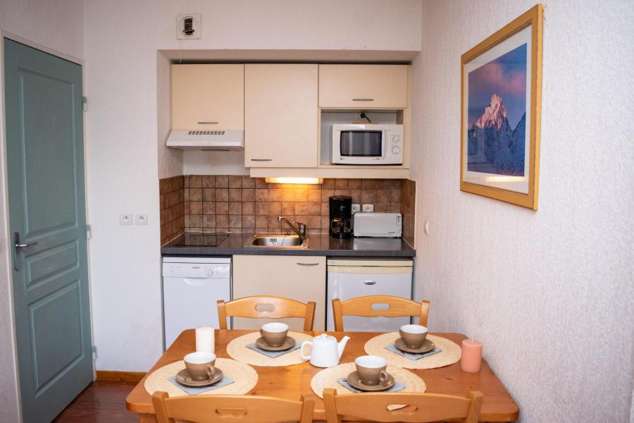 Аренда на лыжном курорте Апартаменты 2 комнат 4 чел. (212) - Résidence le Hameau du Puy - Superdévoluy