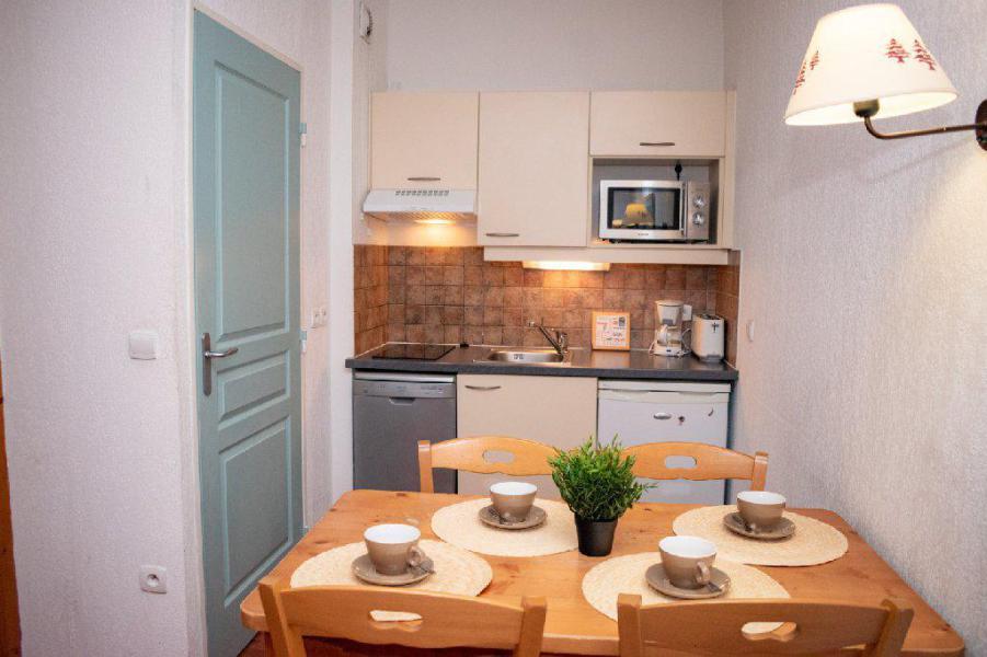 Аренда на лыжном курорте Апартаменты 2 комнат 4 чел. (01) - Résidence le Hameau du Puy - Superdévoluy