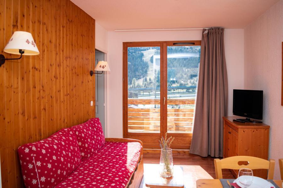 Аренда на лыжном курорте Апартаменты 2 комнат 4 чел. (208) - Résidence le Hameau du Puy - Superdévoluy