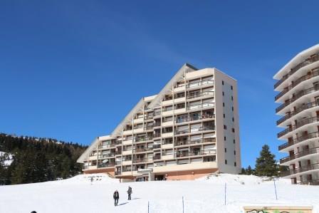 Vacaciones en montaña Apartamento cabina 2 piezas para 6 personas (PS0407) - Résidence le Plein Sud - Superdévoluy - Invierno