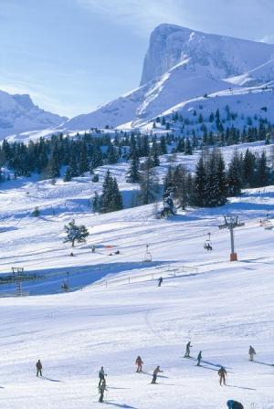 Vacaciones en montaña Apartamento 2 piezas para 5 personas (IS1226X) - Résidence les Issarts  - Superdévoluy - Invierno