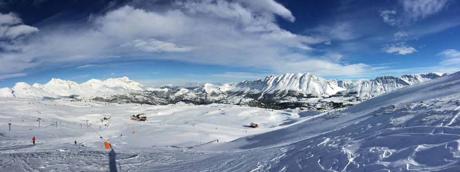 Location au ski Résidence les Issarts  - Superdévoluy
