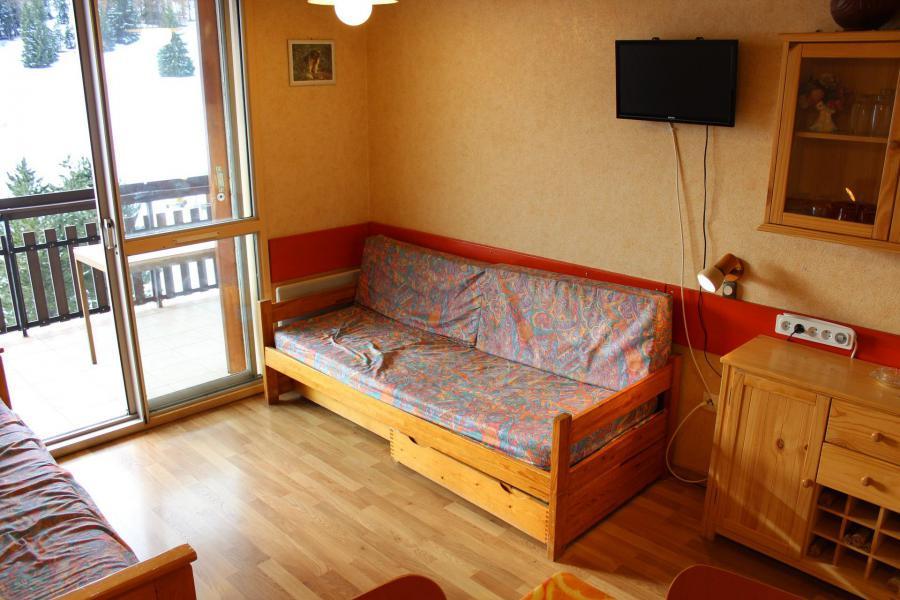 Location au ski Appartement 2 pièces 5 personnes (IS0608X) - Résidence les Issarts  - Superdévoluy