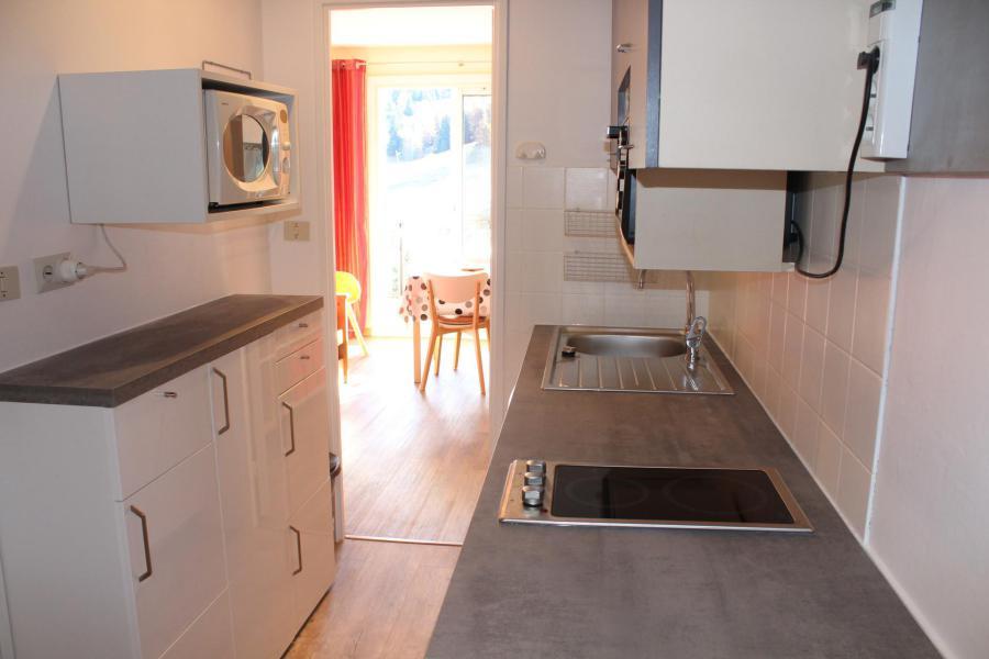 Location au ski Appartement 2 pièces 5 personnes (IS0705X) - Résidence les Issarts  - Superdévoluy
