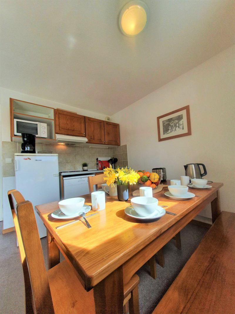 Location au ski Appartement 3 pièces 6 personnes (TC47) - Résidence les Toits du Dévoluy - Superdévoluy