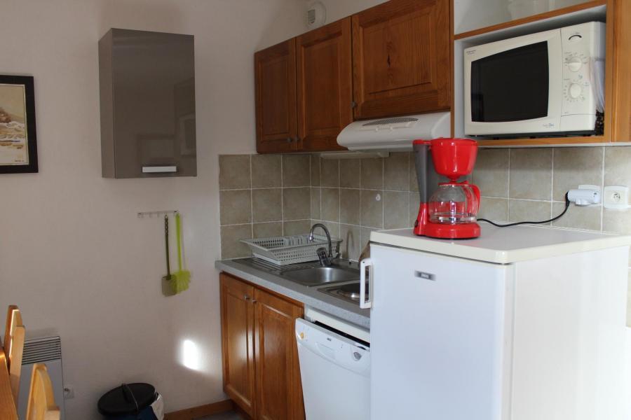 Location au ski Appartement 3 pièces 6 personnes (TB37) - Résidence les Toits du Dévoluy - Superdévoluy
