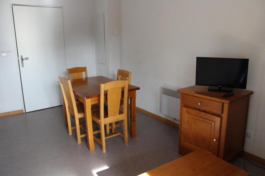 Location au ski Appartement 2 pièces 4 personnes (TC12) - Résidence les Toits du Dévoluy - Superdévoluy - Table