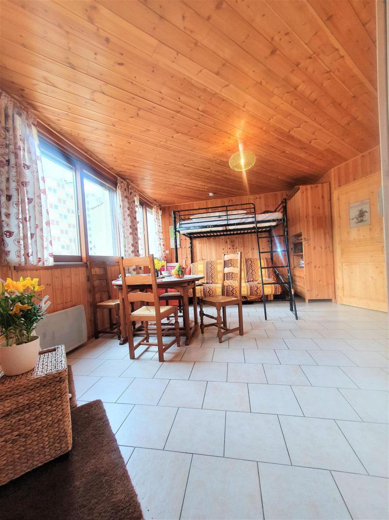 Location au ski Studio 2 personnes (TB1) - Résidence les Toits du Dévoluy - Superdévoluy - Kitchenette