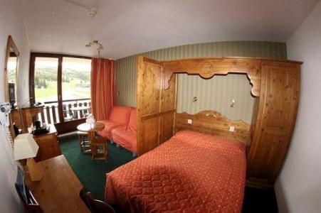 Location au ski Hotel Les Chardonnelles - Superdévoluy - Chambre