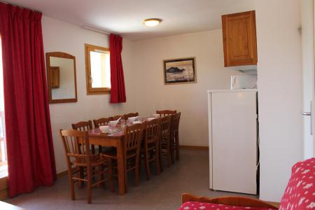 Rent in ski resort 3 room apartment cabin 10 people (CD56) - La Résidence les Chaumettes - Superdévoluy