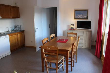Rent in ski resort 2 room apartment 6 people (CE31) - La Résidence les Chaumettes - Superdévoluy