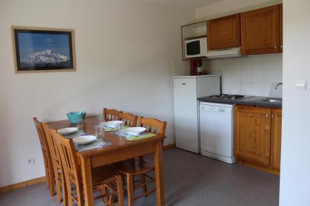 Rent in ski resort 2 room apartment sleeping corner 6 people (CE27) - La Résidence les Chaumettes - Superdévoluy