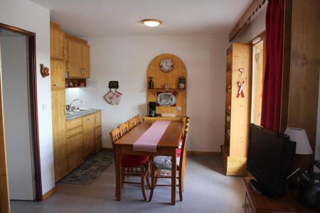 Rent in ski resort 3 room apartment cabin 8 people (CD42) - La Résidence les Chaumettes - Superdévoluy