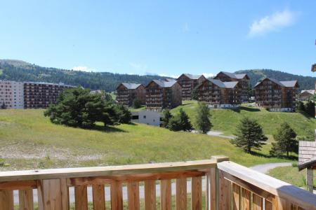 Rent in ski resort 2 room apartment sleeping corner 6 people (CE49) - La Résidence les Chaumettes - Superdévoluy