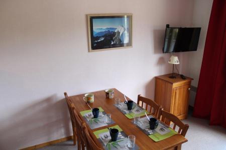 Rent in ski resort 2 room apartment sleeping corner 6 people (CE22) - La Résidence les Chaumettes - Superdévoluy