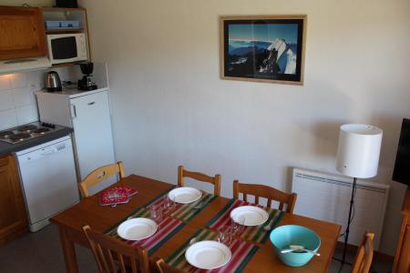 Rent in ski resort 2 room apartment sleeping corner 6 people (CE57) - La Résidence les Chaumettes - Superdévoluy