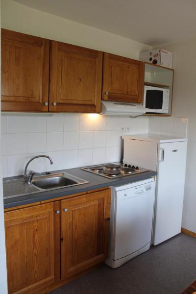 Rent in ski resort 2 room apartment sleeping corner 6 people (CE42) - La Résidence les Chaumettes - Superdévoluy