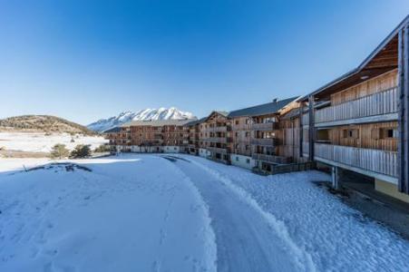 Location au ski La Residence Les Toits Du Devoluy - Superdévoluy - Extérieur hiver
