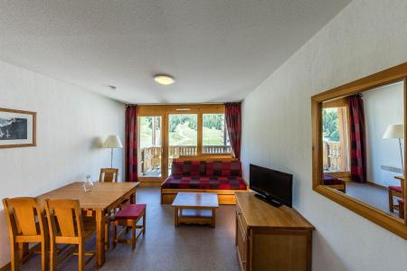 Rent in ski resort La Résidence les Toits du Dévoluy - Superdévoluy - Living room
