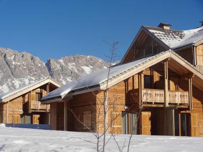 Ski en famille Le Hameau du Puy