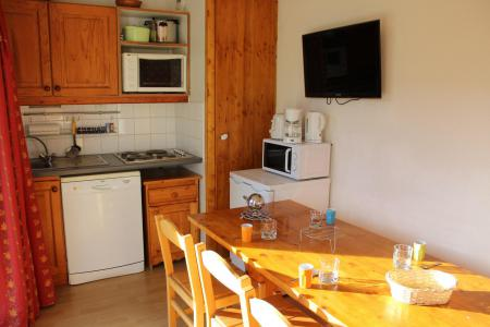 Rent in ski resort 2 room apartment 4 people (BL03) - Les Chalets de SuperD Bleuet - Superdévoluy - Kitchen