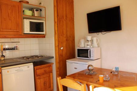 Аренда на лыжном курорте Апартаменты 2 комнат 4 чел. (BL03) - Les Chalets de SuperD Bleuet - Superdévoluy - Кухня