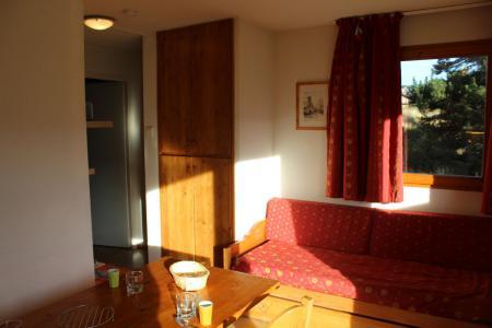 Аренда на лыжном курорте Апартаменты 2 комнат 4 чел. (BL03) - Les Chalets de SuperD Bleuet - Superdévoluy - Салон