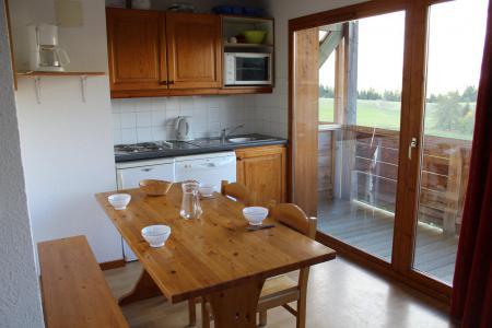Аренда на лыжном курорте Апартаменты 2 комнат 4 чел. (BL34) - Les Chalets de SuperD Bleuet - Superdévoluy - Кухня