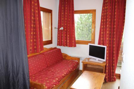 Аренда на лыжном курорте Апартаменты 2 комнат 6 чел. (BL14) - Les Chalets de SuperD Bleuet - Superdévoluy - Салон