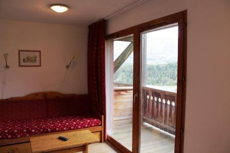 Аренда на лыжном курорте Апартаменты 2 комнат 6 чел. (BL22) - Les Chalets de SuperD Bleuet - Superdévoluy - Салон