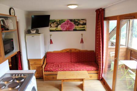 Аренда на лыжном курорте Апартаменты 2 комнат 6 чел. (BL32) - Les Chalets de SuperD Bleuet - Superdévoluy - Салон
