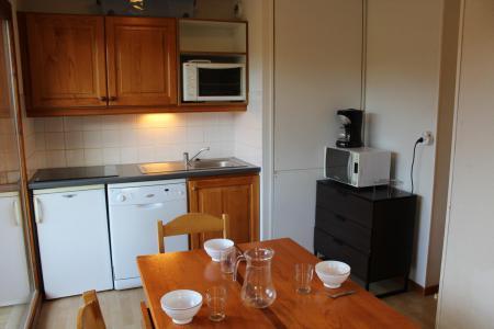 Аренда на лыжном курорте Апартаменты 3 комнат 4 чел. (BL23) - Les Chalets de SuperD Bleuet - Superdévoluy - Кухня