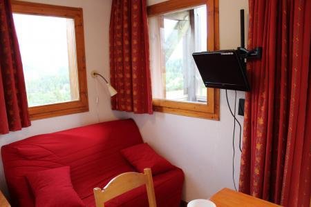 Аренда на лыжном курорте Апартаменты 3 комнат 4 чел. (BL23) - Les Chalets de SuperD Bleuet - Superdévoluy - Салон