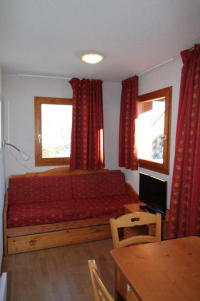 Rent in ski resort 3 room apartment cabin 4 people (BL33) - Les Chalets de SuperD Bleuet - Superdévoluy - Living room