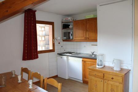 Аренда на лыжном курорте Апартаменты 4 комнат 8 чел. (BL51) - Les Chalets de SuperD Bleuet - Superdévoluy - Кухня
