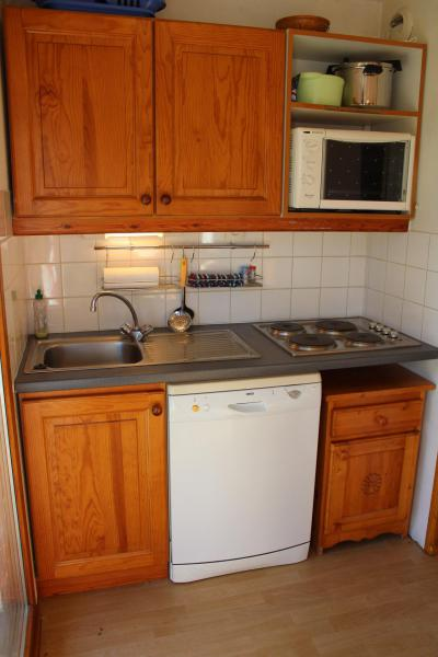 Rent in ski resort 2 room apartment 4 people (BL03) - Les Chalets de SuperD Bleuet - Superdévoluy