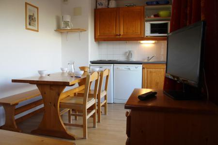 Rent in ski resort 2 room apartment 4 people (BL34) - Les Chalets de SuperD Bleuet - Superdévoluy