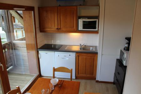Rent in ski resort 3 room apartment 4 people (BL23) - Les Chalets de SuperD Bleuet - Superdévoluy