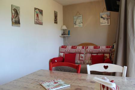 Rent in ski resort 3 room apartment sleeping corner 4 people (CB13) - Les Chalets de SuperD Chardon Bleu - Superdévoluy - Apartment
