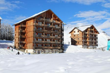 Accommodation Les Chalets de SuperD Chardon Bleu