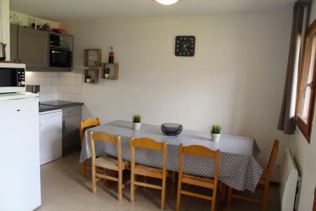 Rent in ski resort 4 room apartment 10 people (DP45) - Les Chalets de SuperD Dauphinelle - Superdévoluy - Living room