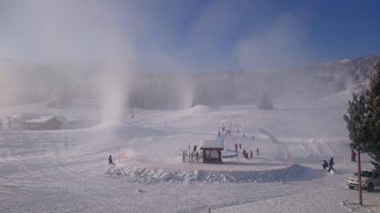 Rent in ski resort 2 room apartment 4 people (DP21) - Les Chalets de SuperD Dauphinelle - Superdévoluy - Winter outside
