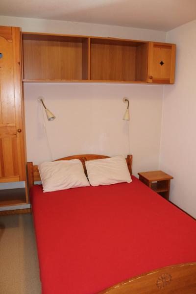 Rent in ski resort 1 room apartment sleeping corner 6 people (EG61) - Les Chalets de SuperD Eglantier - Superdévoluy - Double bed