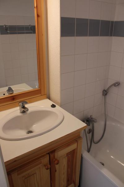 Rent in ski resort 1 room apartment sleeping corner 6 people (EG61) - Les Chalets de SuperD Eglantier - Superdévoluy - Wash-hand basin